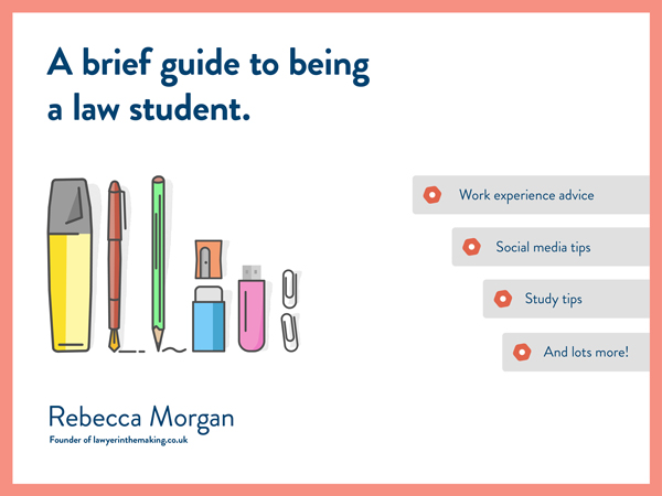 A brief guide to being a law student.