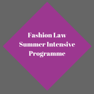 Fashion Law Summer Intensive Program
