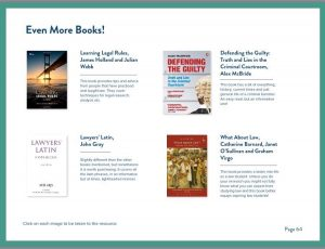 Ebook Sneak Peek - Even more books