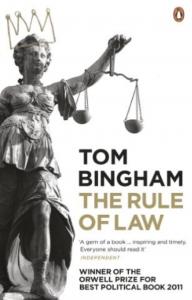 Tom Bingham   The Rule Of Law