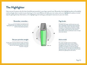 Ebook Sneak Peek - The Highlighter