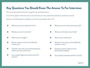 Ebook Sneak Peek - Interview Questions